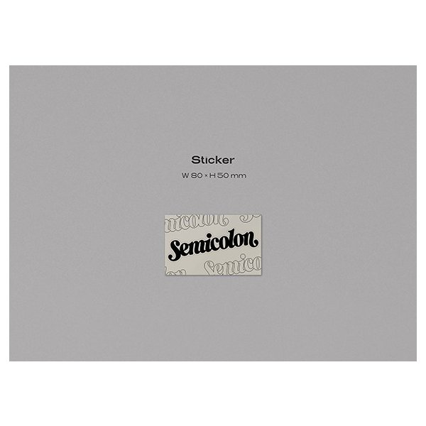Seventeen Special Album - ; [Semicolon] CD (韓国盤)|scriptv|09