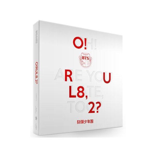防弾少年団(BTS) - O!RUL8,2? CD 韓国盤|scriptv