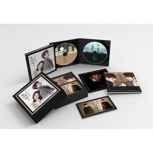 鬼(トッケビ)OST (2CD) (tvN TVドラマ) (韓国盤) Pack 1|scriptv|02