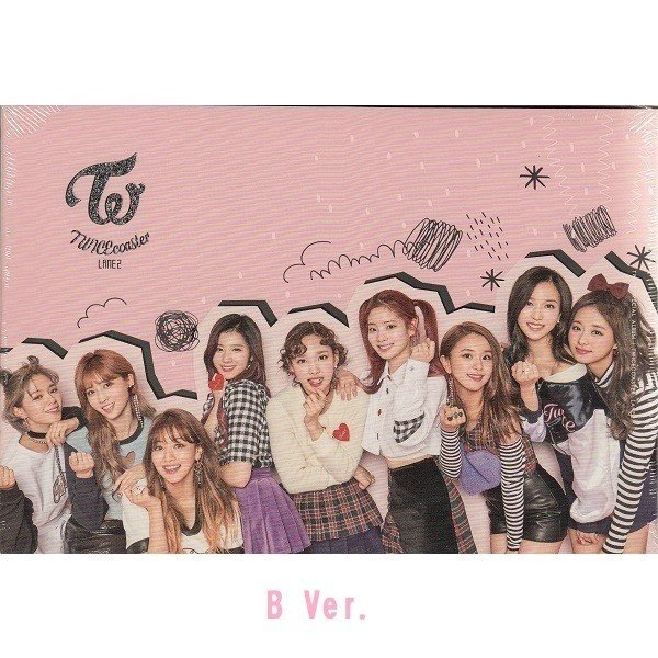 Twice スペシャルアルバム - TWICEcoaster: LANE 2 (韓国盤)|scriptv|03
