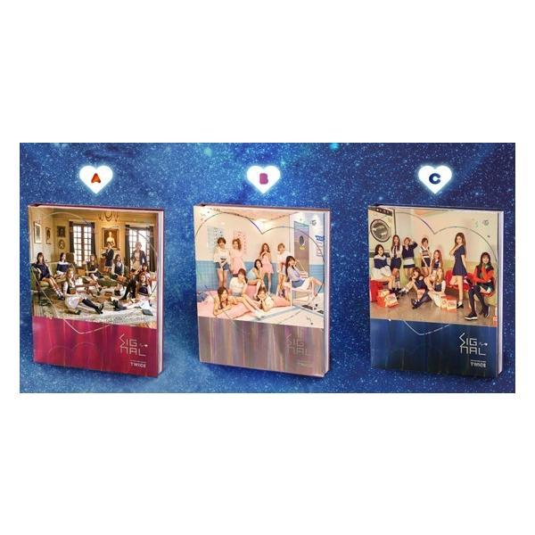 Twice 4thミニアルバム - Signal CD (韓国盤)|scriptv|02