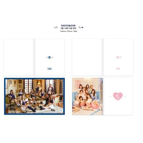 Twice 4thミニアルバム - Signal CD (韓国盤)|scriptv|03