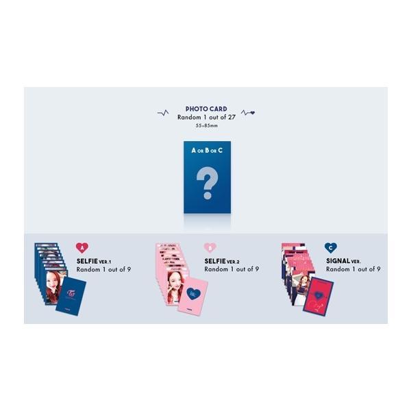 Twice 4thミニアルバム - Signal CD (韓国盤)|scriptv|04