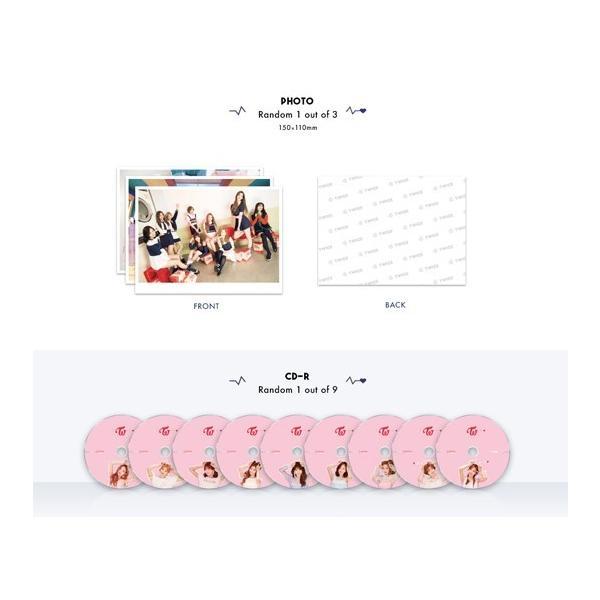 Twice 4thミニアルバム - Signal CD (韓国盤)|scriptv|06