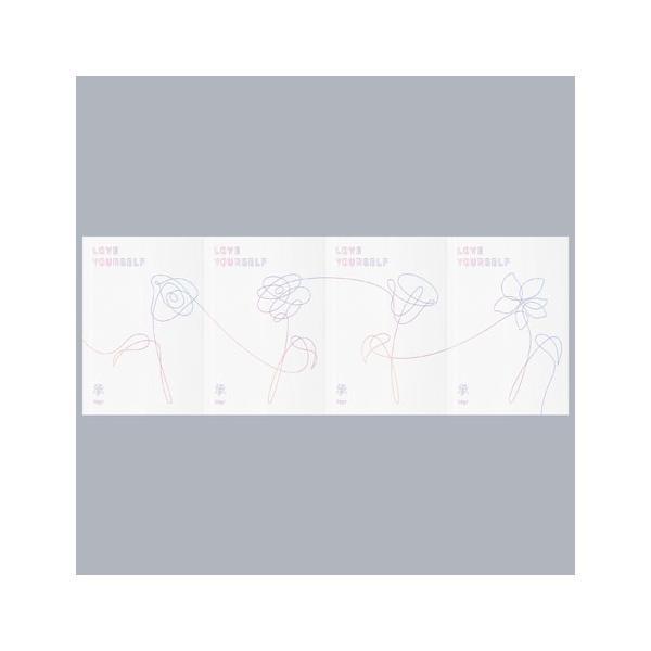 BTS (防弾少年団) 5thミニアルバム - LOVE YOURSELF 承 'Her' CD (韓国盤)|scriptv