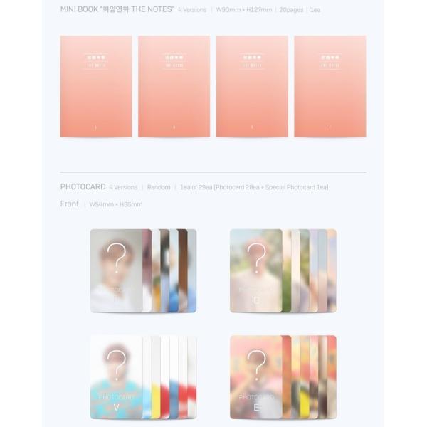 BTS (防弾少年団) 5thミニアルバム - LOVE YOURSELF 承 'Her' CD (韓国盤)|scriptv|05