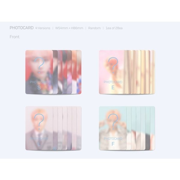 BTS (防弾少年団) - LOVE YOUR SELF 結 'Answer' CD (韓国盤)|scriptv|08