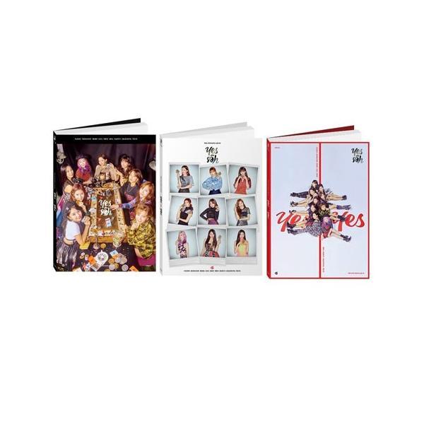 TWICE 6thミニアルバム - YES OR YES CD (韓国盤)|scriptv