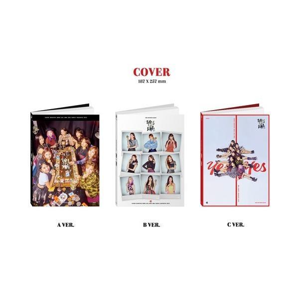 TWICE 6thミニアルバム - YES OR YES CD (韓国盤)|scriptv|02
