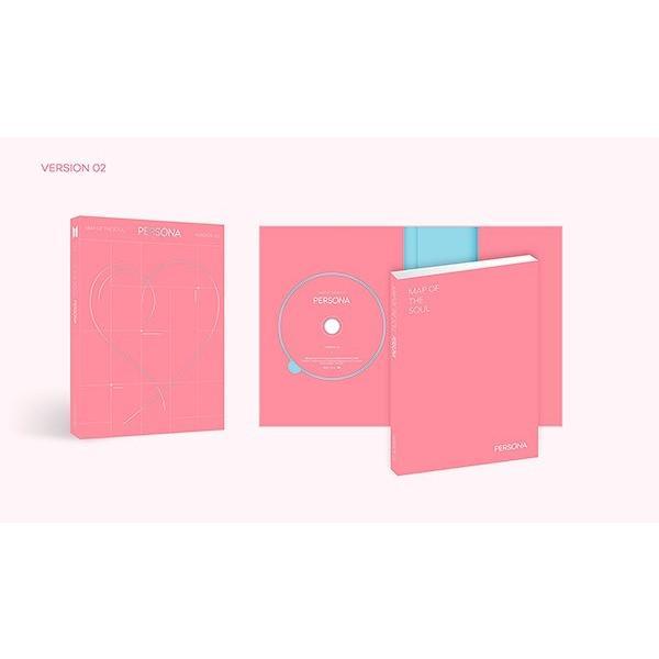 BTS - Map of The Soul  Persona CD (韓国版) scriptv 03