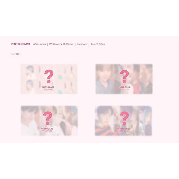 BTS - Map of The Soul  Persona CD (韓国版) scriptv 08