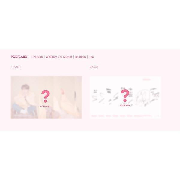 BTS - Map of The Soul  Persona CD (韓国版) scriptv 10