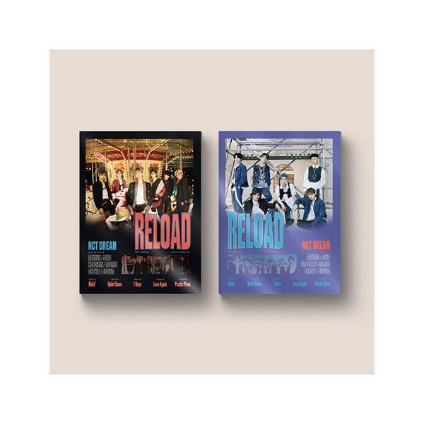 NCT DREAM - Reload CD (韓国盤)