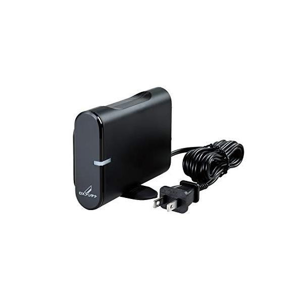 DXアンテナCS/BS・CATV下りブースター(30dB形)(卓上用)TCF30S[2K・4K・8K対応]