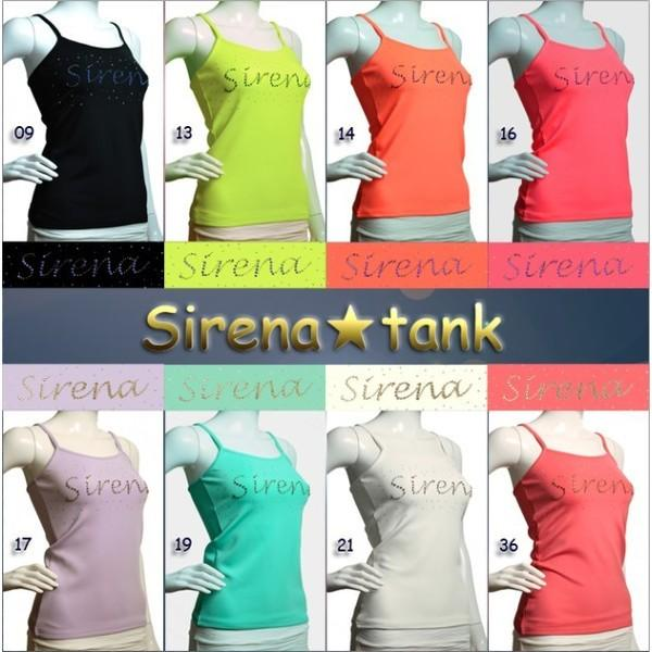 Sirena★tank    全8色|sdf