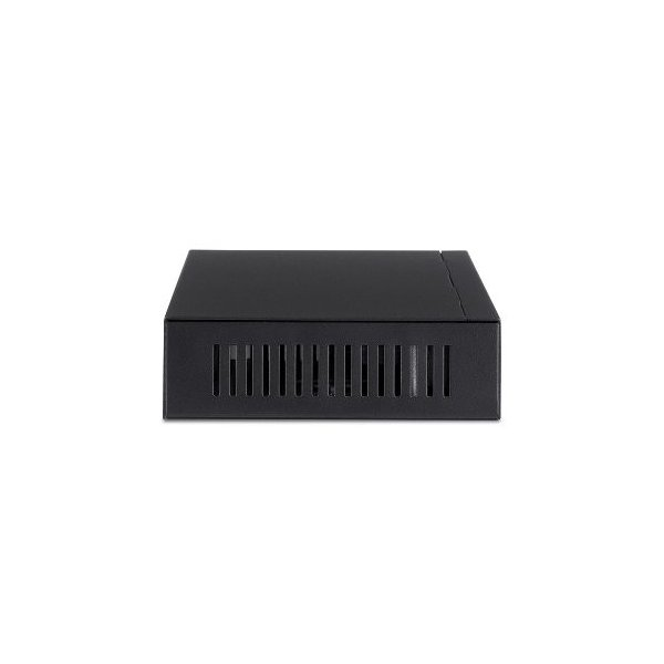 BUFFALO Giga対応 金属筺体 電源内蔵 8ポート ブラック スイッチングハブ LSW5-GT-8NS/BK|sdkshop|02