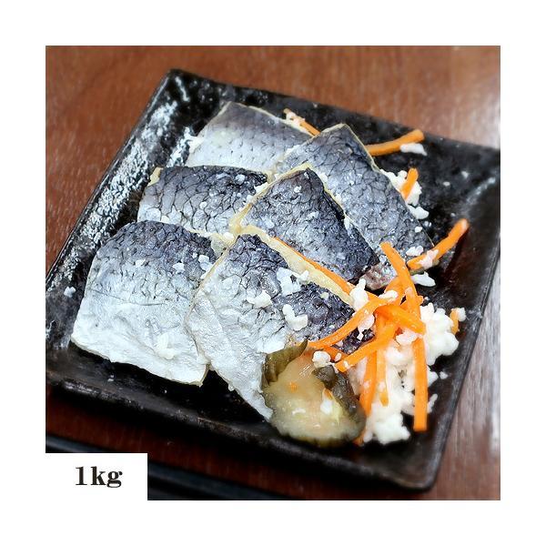 小樽かね丁鍛治北海道 にしん飯寿司(1kg) いずし ニシン 鰊 伝統の味