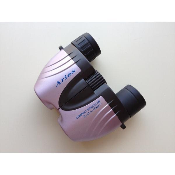ミザール アリエス 8倍 オペラグラス双眼鏡( ピンク&ライトブルー 選択できます )|sds-alpha|02