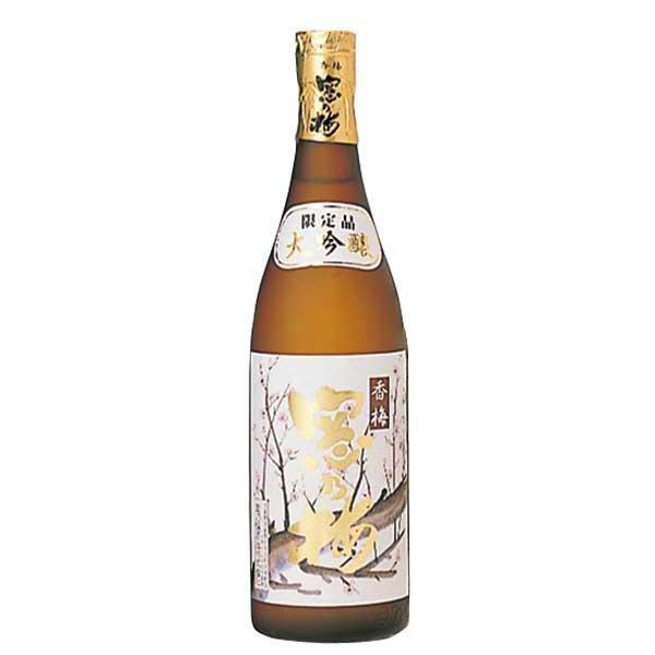香梅 [大吟醸酒]