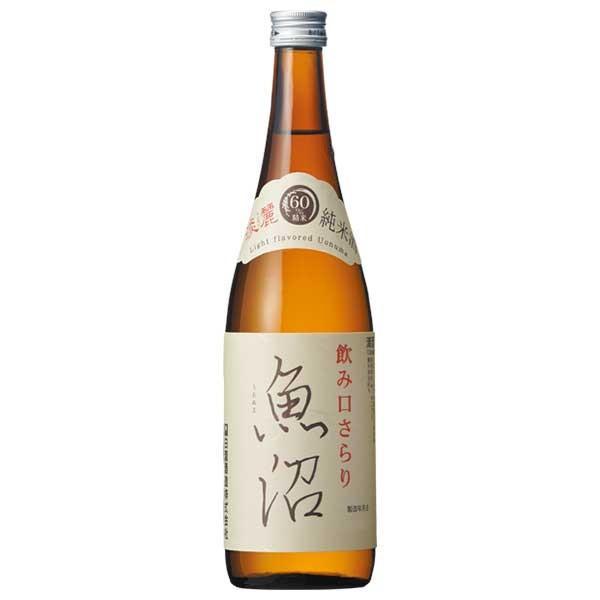 日本酒 白瀧 純米 淡麗 魚沼 1.8L 1800ml (白瀧酒造/新潟県) se-sake