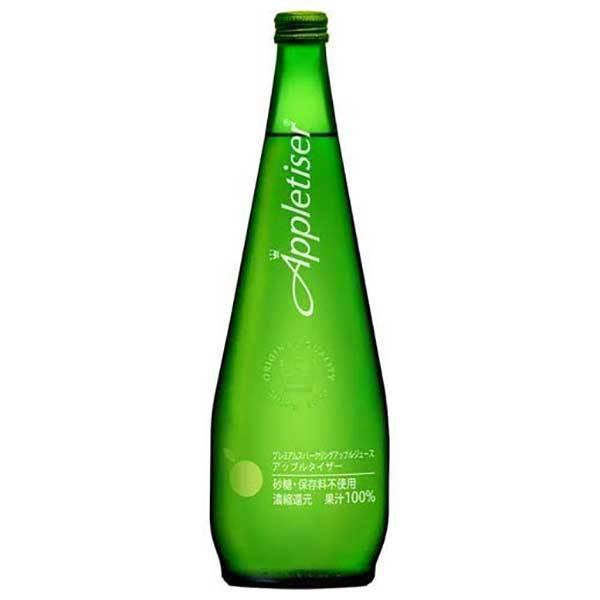 アップルタイザー 瓶 750ml x 12本 ケース販売 LJ 南アフリカ 飲料 388211 送料無料 本州のみ