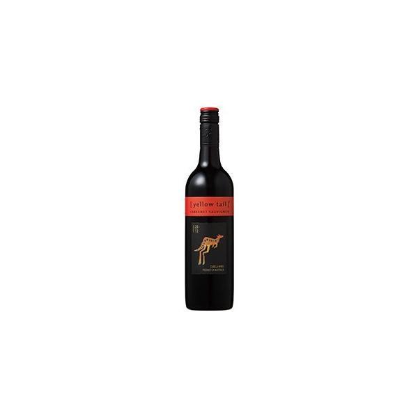 ワイン 赤ワイン オーストリア イエローテイル カベルネ ソーヴィニヨン 750ml x 12本(ケース販売) wine|se-sake