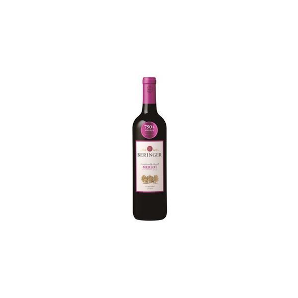 赤ワイン ベリンジャー ヴィンヤーズ カリフォルニア メルロー 750ml wine|se-sake