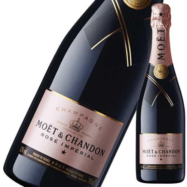 シャンパン モエ シャンドン ブリュット アンペリアル ロゼ 750ml 並行品 champagne wine|se-sake