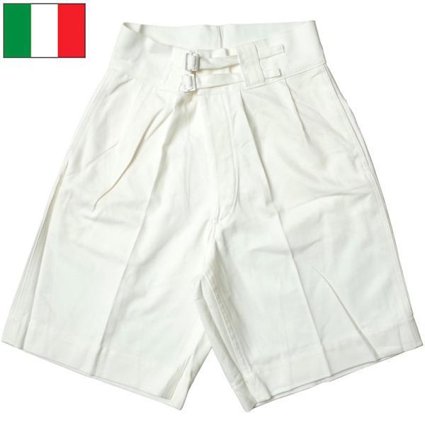 sale イタリア軍 グルカショーツ ホワイト デッドストック