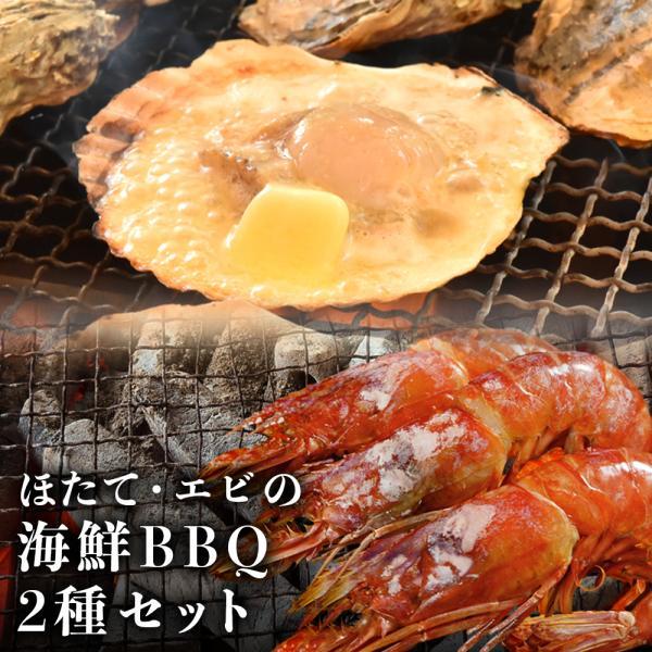ホタテ 牡蠣 殻付き 貝 海鮮 バーベキュー セット|seafoodhonpo88