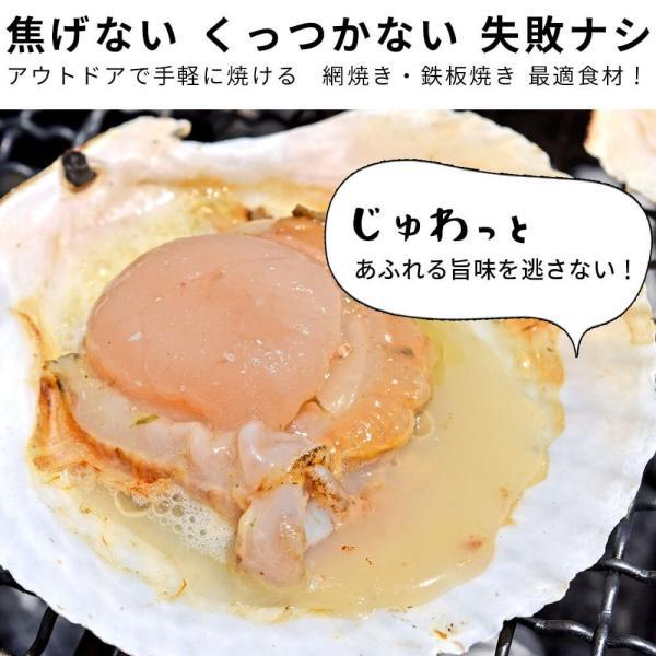 海鮮 バーベキュー ホタテ 牡蠣 サザエ 殻付き 貝 セット|seafoodhonpo88|06