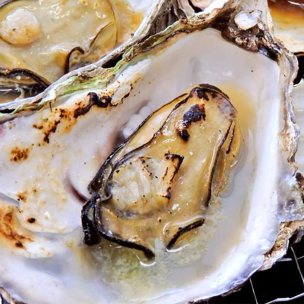 海鮮 バーベキュー ホタテ 牡蠣 サザエ 殻付き 貝 セット|seafoodhonpo88|07