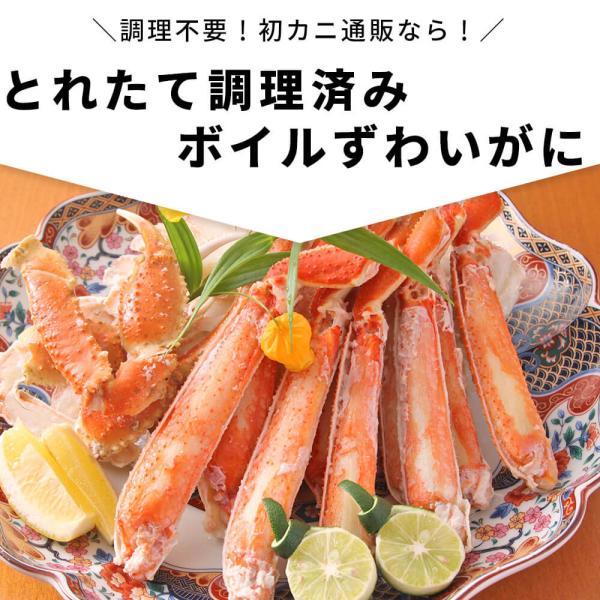 かに ズワイガニ ハーフポーション セット 1.5kg seafoodhonpo88 09