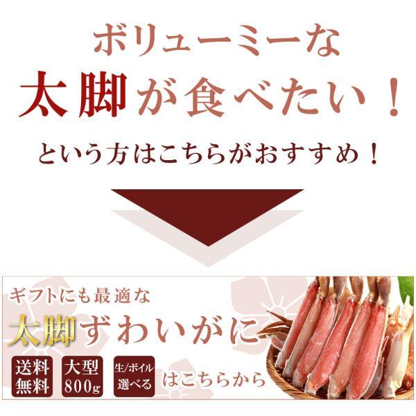 かに ズワイガニ 刺身 ボイル ハーフポーション|seafoodhonpo88|11