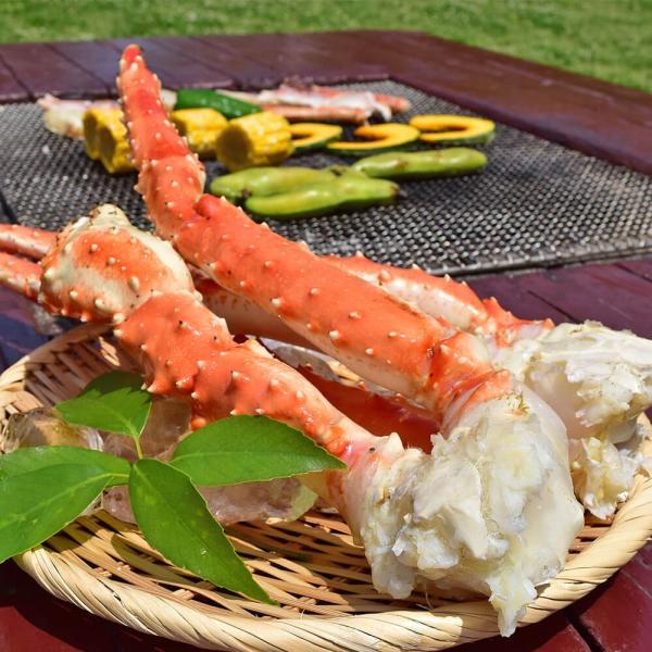 タラバガニ 蟹 足 北海道加工 シュリンク包装|seafoodhonpo88|04