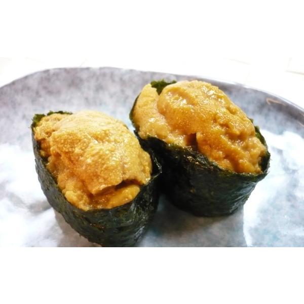 生食用うに 冷凍  お刺身用 100g  チリ産 ブランチ ・冷凍うに【ブランチ】・|seafoodmax|05
