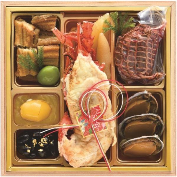 博多八仙閣特選 中華おせち(7寸) seafoodpro 02