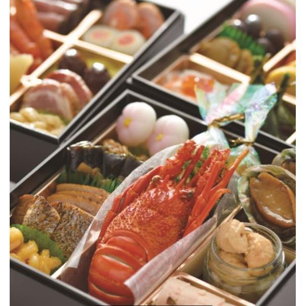 銀香梅特選 おせち(6.5寸)|seafoodpro