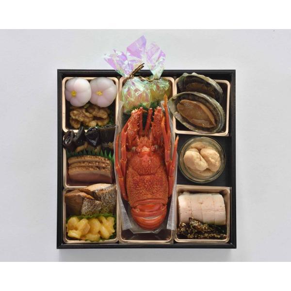 銀香梅特選 おせち(6.5寸)|seafoodpro|02