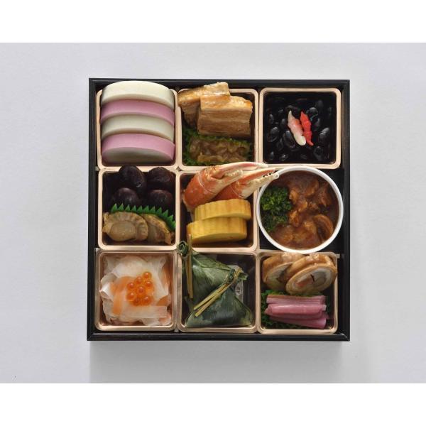 銀香梅特選 おせち(6.5寸)|seafoodpro|04