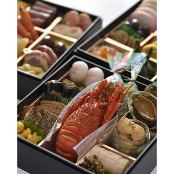 銀香梅特選 おせち(6.5寸)|seafoodpro|05