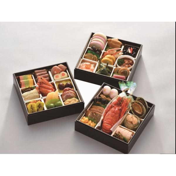 銀香梅特選 おせち(6.5寸)|seafoodpro|06