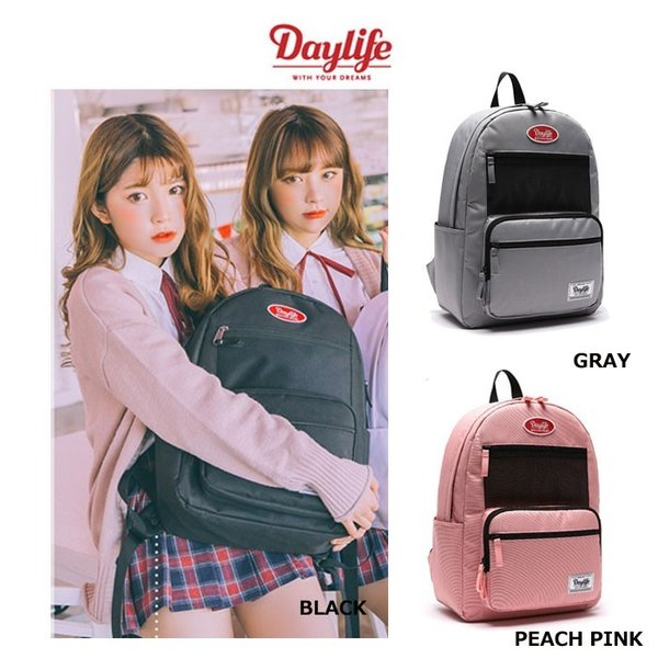 6c8addbe67ee daylife ディライフ バッグ バックパック DAYLIFE LAYER PLUS BACKPACK リュック韓国 ブランド A4サイズ対応
