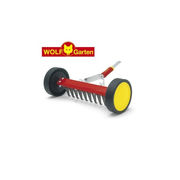 WOLF Garten Scarifying RollerRake(ローラー式芝生清掃レーキ)ハンドル別売 multi-star mini Garden tools シリーズ