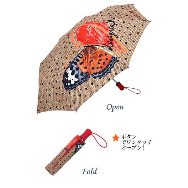 デシグアル Desigual 折り畳み傘 レディース