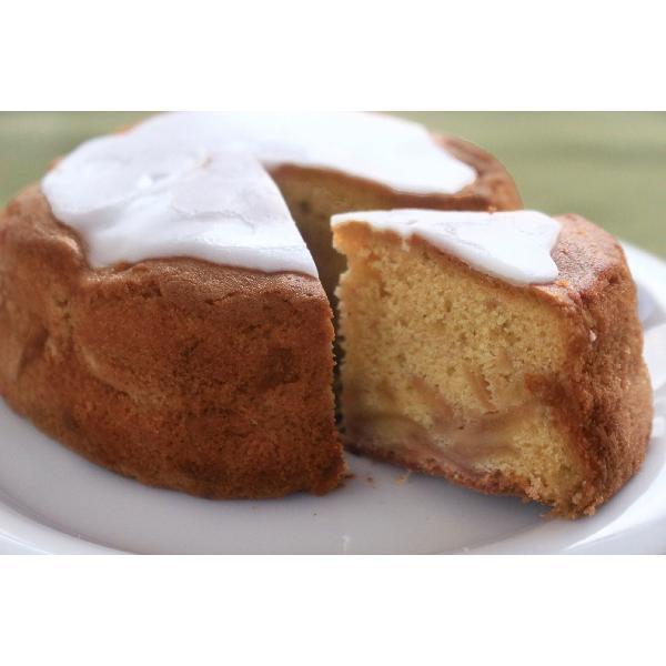 【冷蔵】アップルケーキとドミニカンのセット * 手づくり、保存料・合成着色料不使用|secondhouse-cw|03