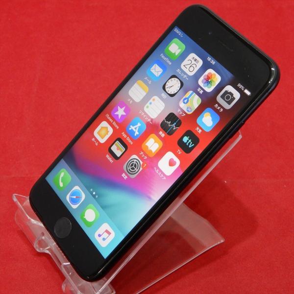 Apple アップル iPhone 7 32GB SoftBank MNCE2J/A ブラック NO.190619084|secondomono