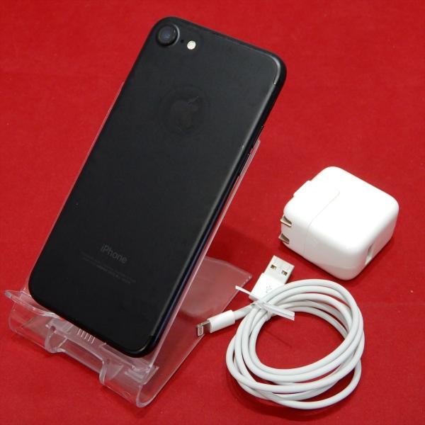 Apple アップル iPhone 7 32GB SoftBank MNCE2J/A ブラック NO.190619084|secondomono|02