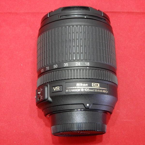 Nikon ニコン AF-S DX NIKKOR 18-105mm f/3.5-5.6G ED VR ニコンFマウント NO.191119010