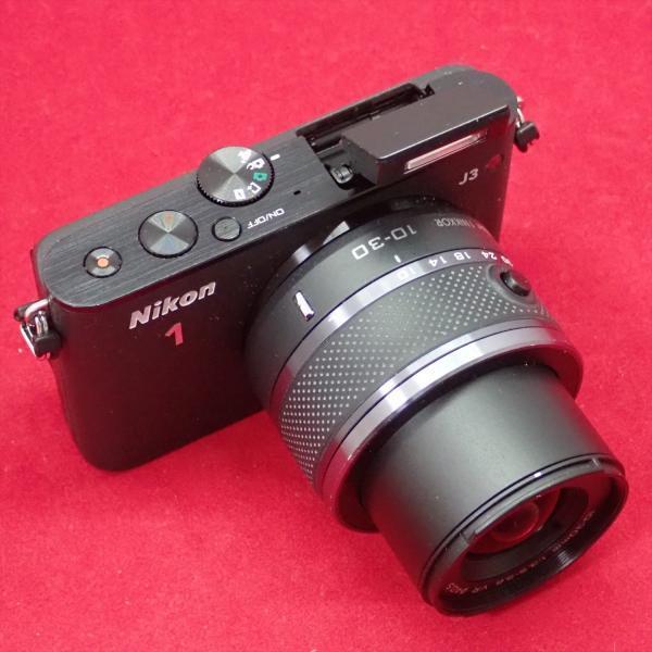 Nikon ニコン Nikon 1 J3 標準ズームレンズキット ニコン1マウント ブラック NO.200225004